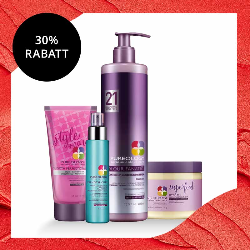 Pureology 30% off