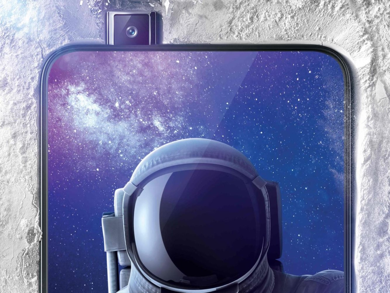 5 Android phones with futuristic edge-to-edge displays that nobody would ever mistake for an iPhone X