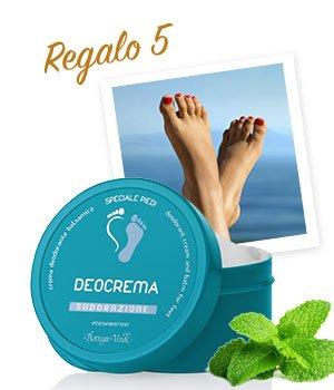 Crema deodorante balsamica (100ml)