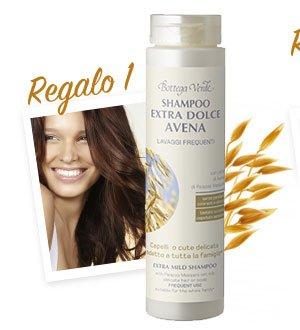 Shampoo Avena Extra Dolce (200ml)