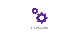 Account sign in/sign up