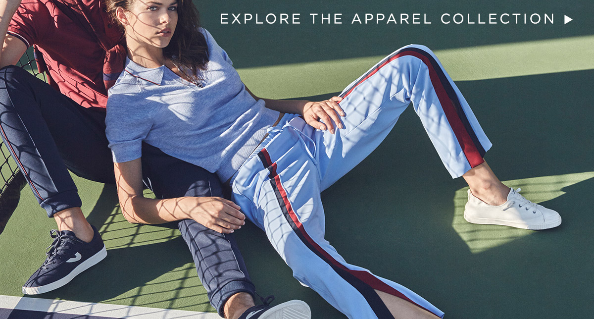 Explore the Apparel Collection