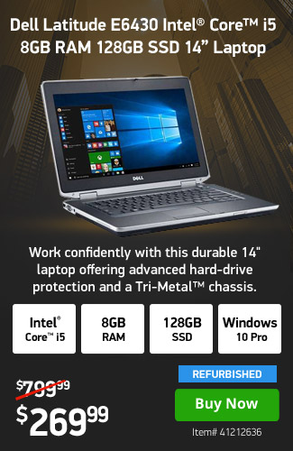 DELL 8GB DDR3 Core i5 <span style='color:#cc0000;'>Pro</span> Laptop|41212636|Shop Now