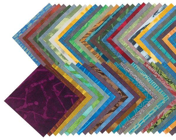 Fabric Art charm pack
