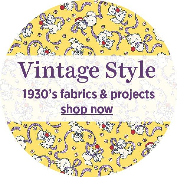 Shop vintage products