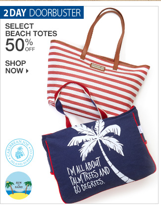 Shop 50% off Beach Totes