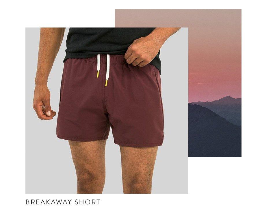 Breakaway Short
