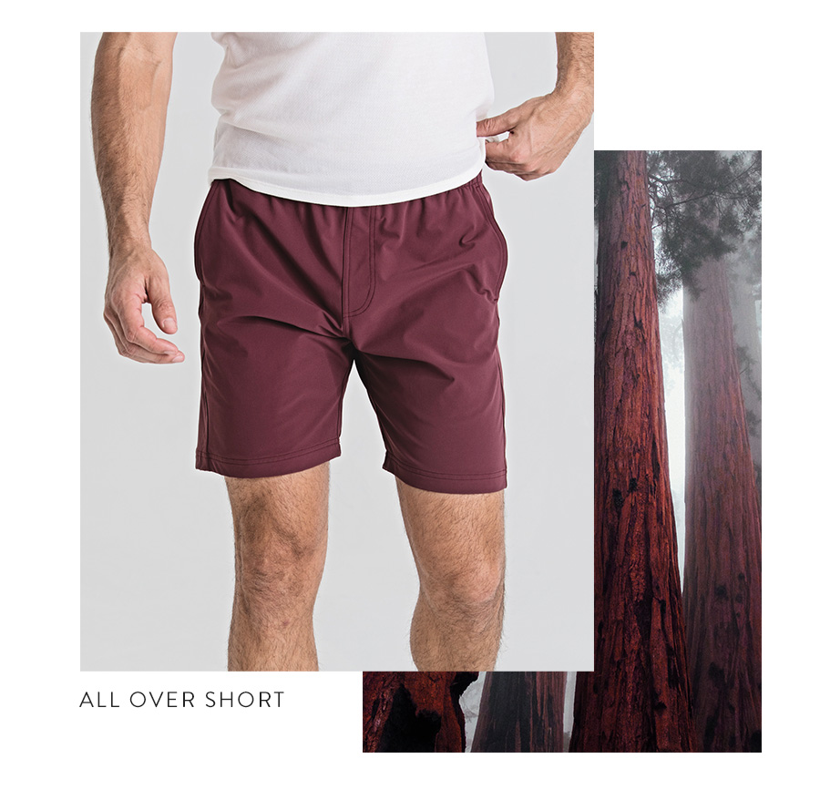 All Over Short