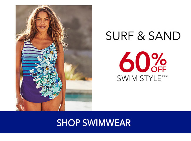 Surf & Sand 60% OFF - Shop Swimwear