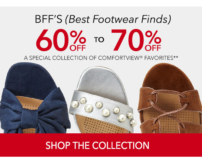 BFF's 60-70% OFF - Shop the Collection