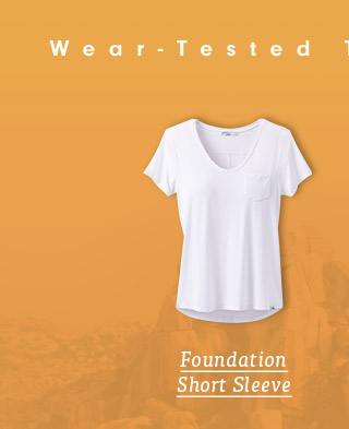 Wear-Tested through India Foundation Short Sleeve