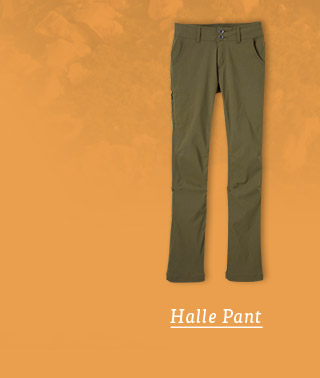 Halle Pant