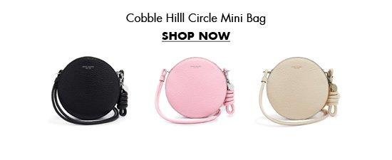 Cobble Hill Circle Mini Bag - SHOP NOW