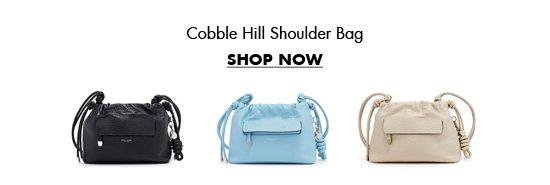 Cobble Hill Shoulder Bag - SHOP NOW