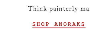 Shop Anoraks