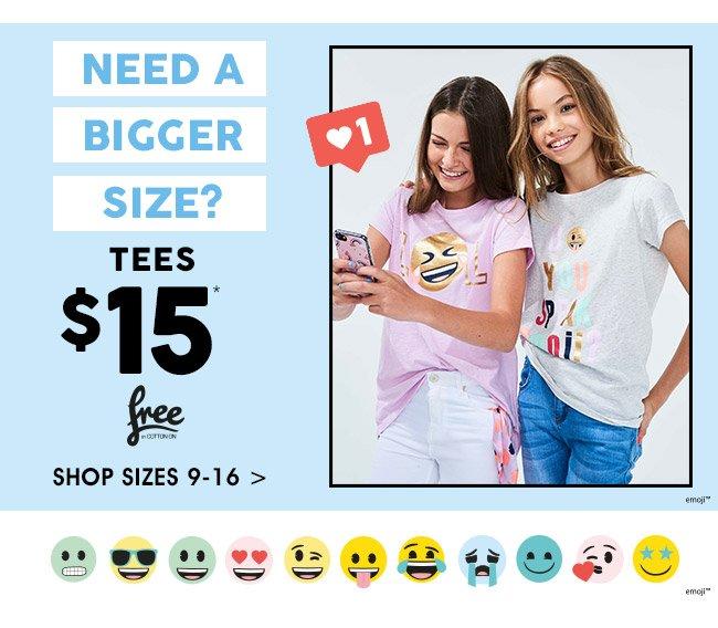 Shop Teen Emoji