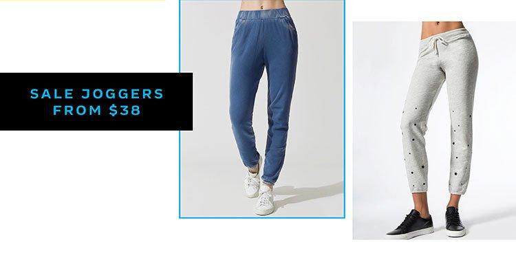 sale joggers