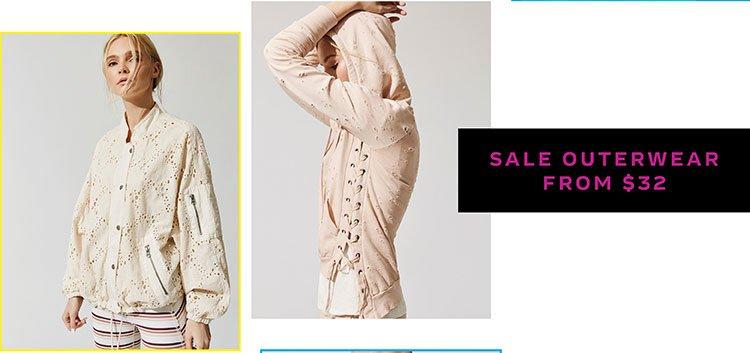 sale outerwear