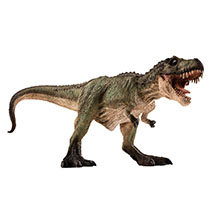 Animal Planet - Mojo T-Rex Hunting Toy Figure - Green
