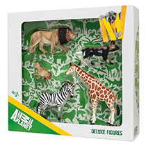 Animal Planet - Mojo Animal Planet Wildlife Gift Set 5pcs