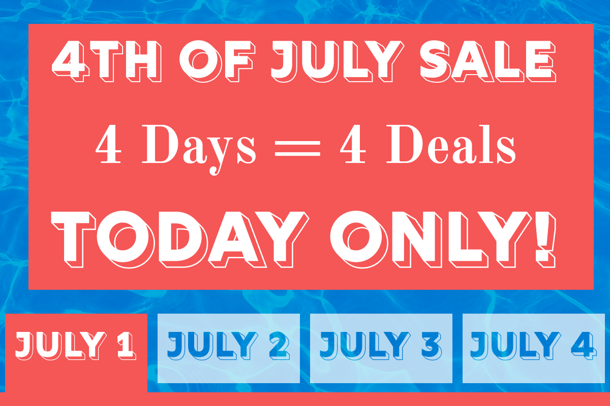 Today Only!