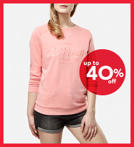 SHOP SWEATS UP TO 40% OFF