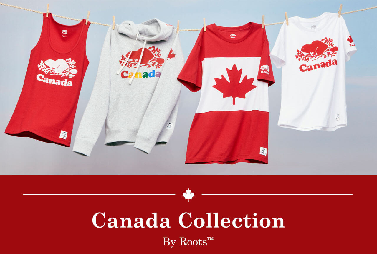 Canada Collection by Roots