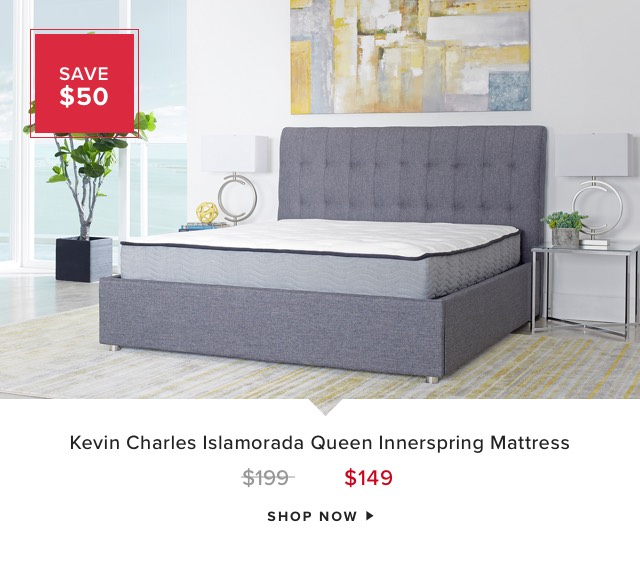 Kevin Charles Islamorada Queen Mattress