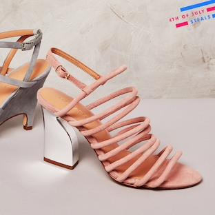Sweet Summer Shoes Up to 70% Off  | Shop Now