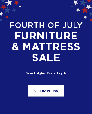 Furniture & mattress sale. Shop now.