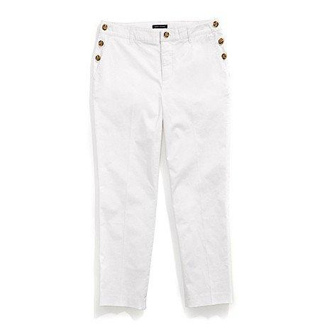 Cropped Sailor Pant