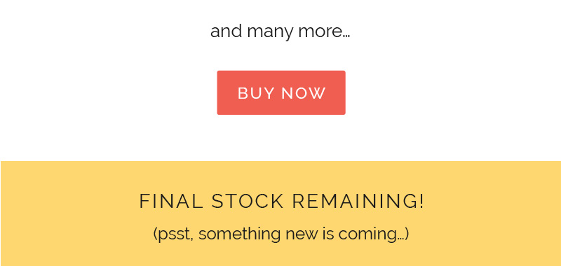 final stock remaining