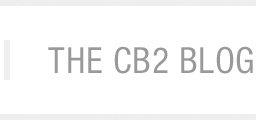 the cb2 blog