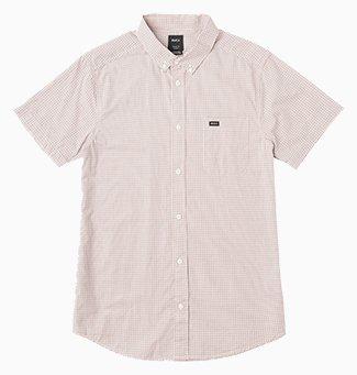 Staple Plaid Button-Up Shirt