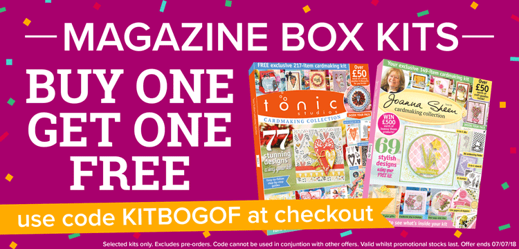 Box Kits - But One Get Another FREE!