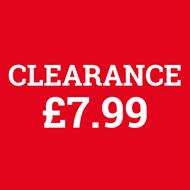 Clearance: 7.99