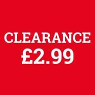 Clearance: 2.99