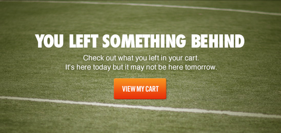 YOU LEFT SOMETHING BEHIND | VIEW MY CART