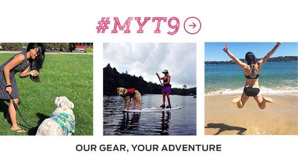 #MyT9 >