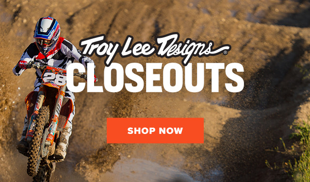 Troy Lee Design Closeouts - Shop All