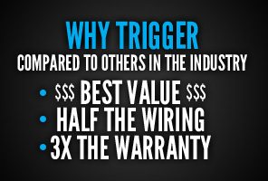 10% Off Trigger Harnesses