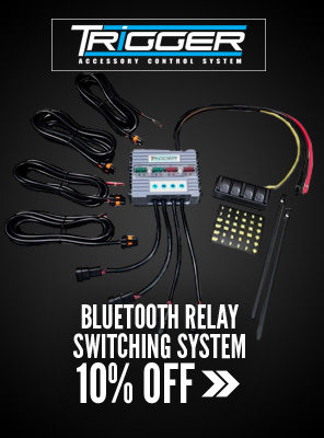 10% Off Trigger Bluetooth Relay Switching System