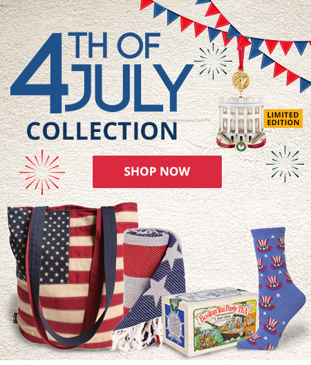 4TH OF JULY COLLECTION - LIMITED EDITION - SHOP NOW