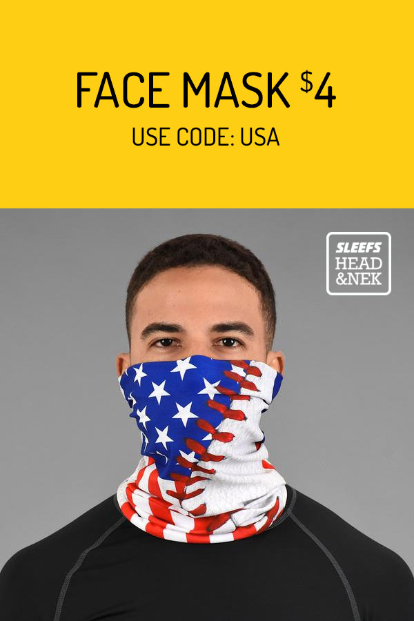 $4 Facemasks