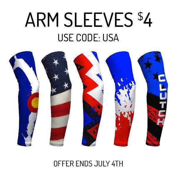 $4 Sleeves