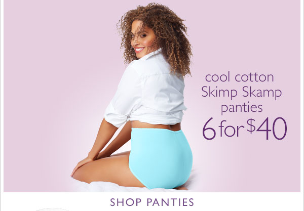 Save on Bali Panties - Turn on your images