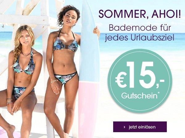 15 EUR Gutschein