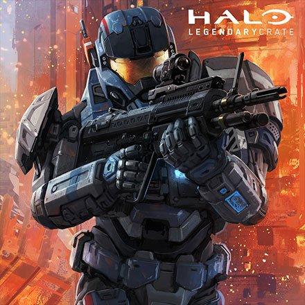 Halo Legendary Crate