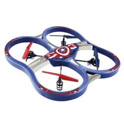 Marvel Licensed Avengers Captain America 2.4GHz 4.5CH RC Super Drone