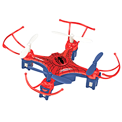 Marvel Licensed Spider-Man 2.4GHz 4.5CH RC Micro Drone